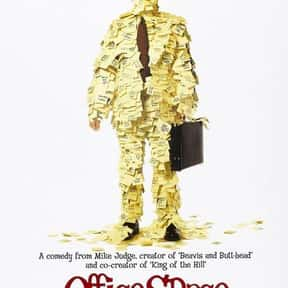 Office Space is listed (or ranked) 1 on the list The Best Comedies About the Workplace