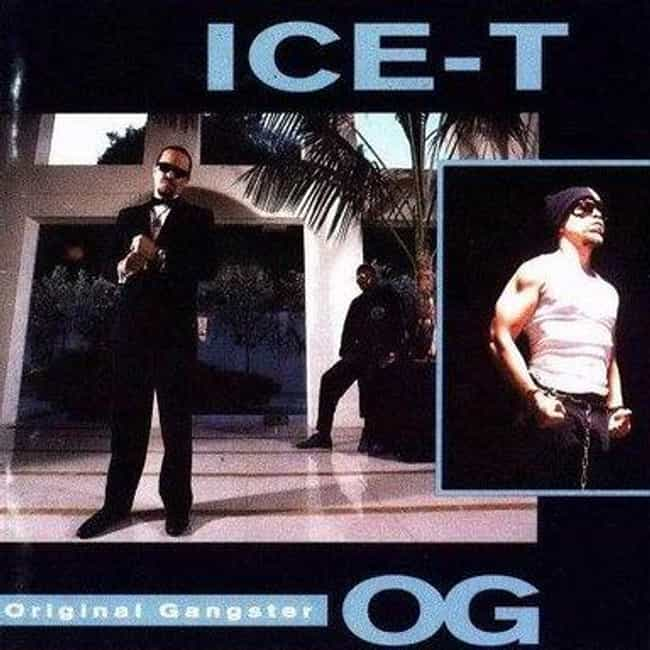 O.G. Original Gangster is listed (or ranked) 1 on the list The Best Ice T Albums of All Time