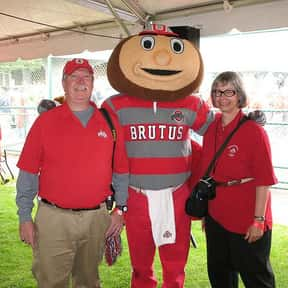 Ohio State Buckeyes is listed (or ranked) 2 on the list College Football Mascots Who Should Be Punched In The Face