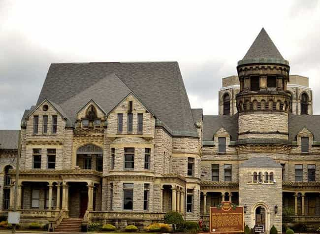 Ohio State Reformatory is listed (or ranked) 4 on the list How Notoriously Spooky And Haunted Locations Celebrate Halloween Every Year