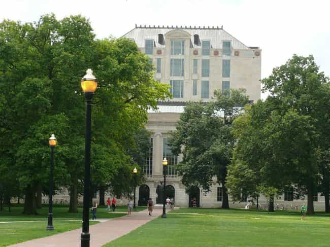 Ohio State University is listed (or ranked) 1 on the list The Largest Campuses in the US