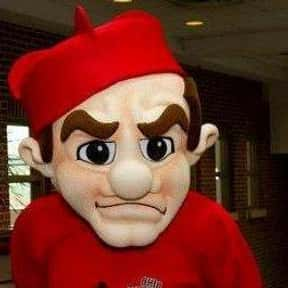 Ohio Wesleyan University is listed (or ranked) 17 on the list Universities With The Dumbest College Mascots