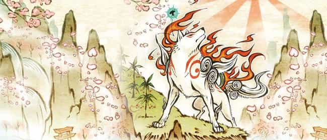 Ōkami is listed (or ranked) 3 on the list Real Mythology That Inspired Video Games