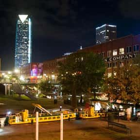 Oklahoma City is listed (or ranked) 5 on the list US Cities That Should Have an NFL Team