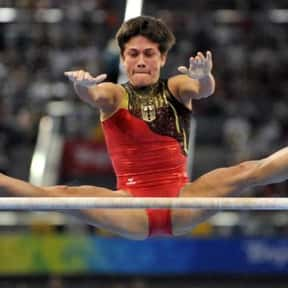 Oksana Chusovitina is listed (or ranked) 25 on the list The Best Olympic Athletes in Artistic Gymnastics
