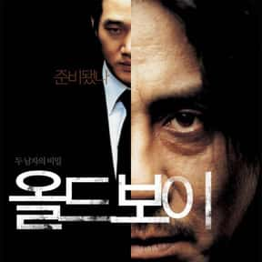 Oldboy is listed (or ranked) 3 on the list The Best Korean Thrillers Of All Time
