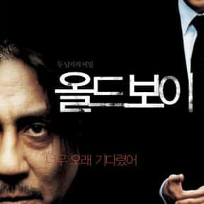 Oldboy is listed (or ranked) 19 on the list The Best Mystery Thriller Movies, Ranked