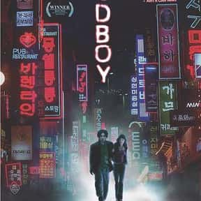 Oldboy is listed (or ranked) 13 on the list The Best Movies of 2003