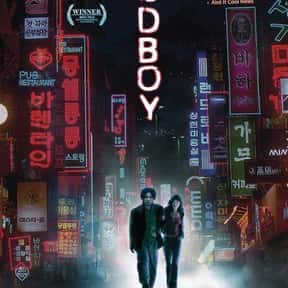 Oldboy is listed (or ranked) 2 on the list The Most Terrifying Asian Horror Movies On Shudder