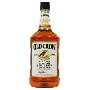 Old Crow is listed (or ranked) 14 on the list The Best Cheap Whiskey