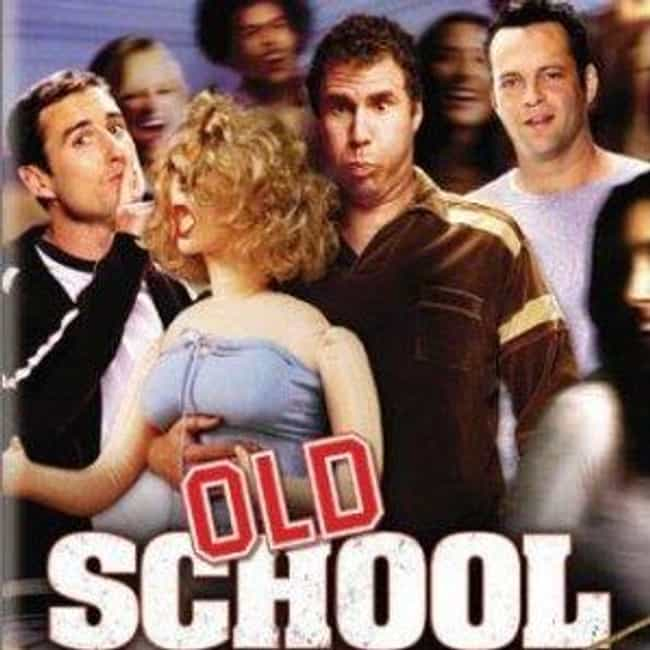 Old School is listed (or ranked) 2 on the list The Top Movies Loved by Douchebags