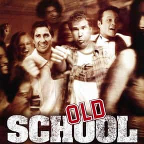 Old School is listed (or ranked) 17 on the list The Best Movies to Have Playing During a Party