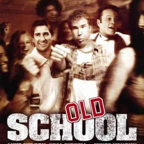Old School is listed (or ranked) 16 on the list The Best R-Rated Comedies