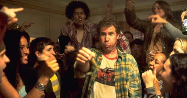 Old School is listed (or ranked) 3 on the list The Best Movies to Watch While Drinking