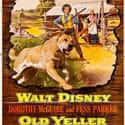 Old Yeller is listed (or ranked) 12 on the list The Greatest Animal Movies Ever Made