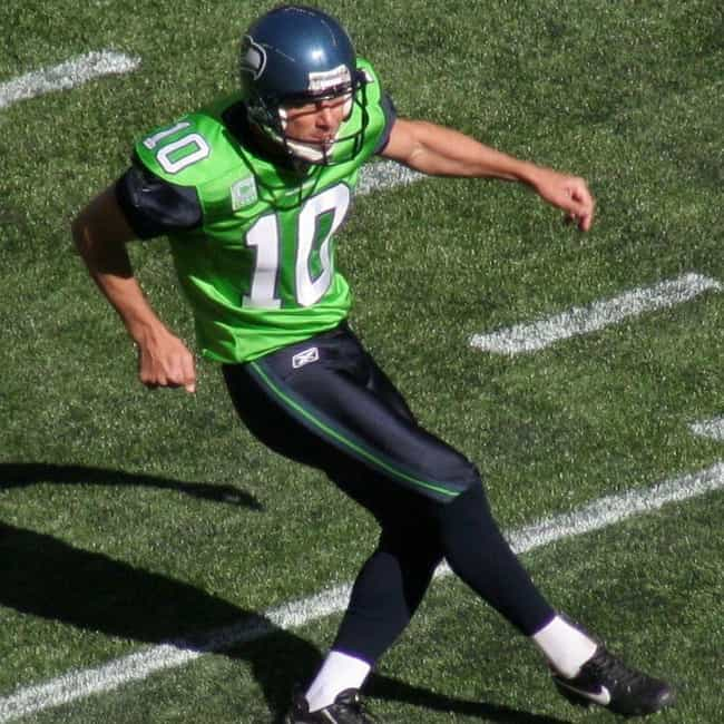 Olindo Mare is listed (or ranked) 4 on the list The Best Seattle Seahawks Kickers Of All Time