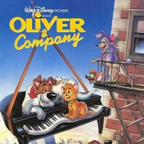 Oliver & Company is listed (or ranked) 3 on the list The Best Cat Movies