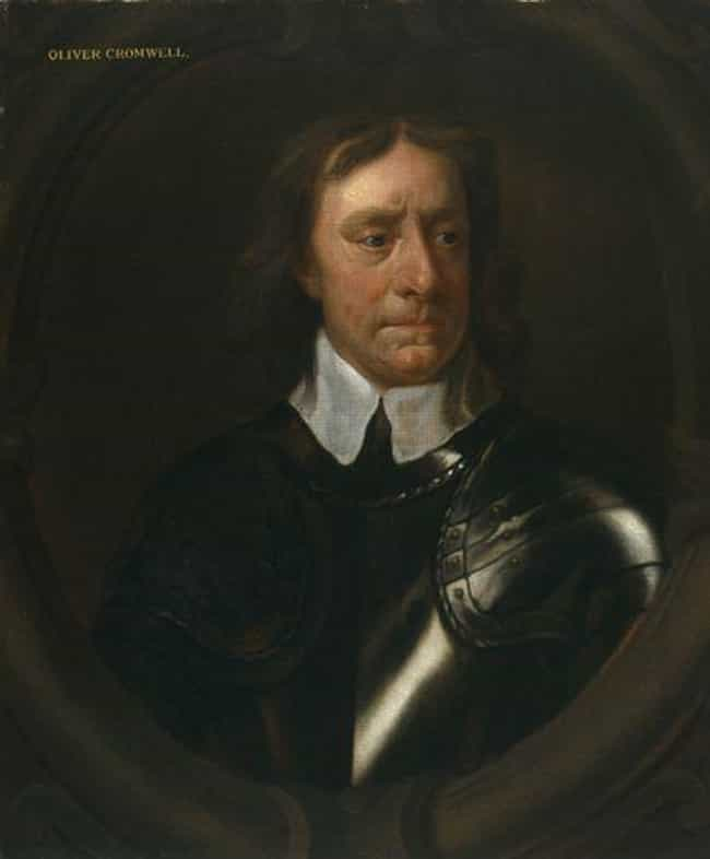 Oliver Cromwell is listed (or ranked) 3 on the list 11 Ways Ireland Has Been Totally Screwed Over Throughout History