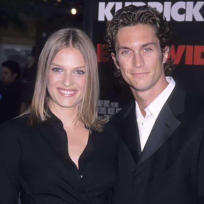 Oliver Hudson is listed (or ranked) 2 on the list Vinessa Shaw Loves and Hookups