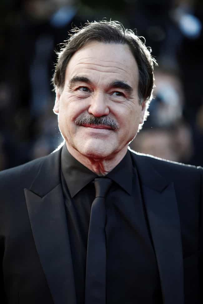 Oliver Stone is listed (or ranked) 3 on the list Famous Male Editors