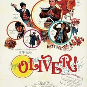 Oliver! is listed (or ranked) 26 on the list Musical Movies With the Best Songs