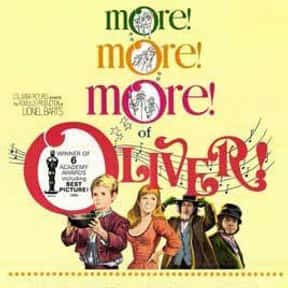 Oliver! is listed (or ranked) 20 on the list The Very Best Classic Musical Movies, Ranked