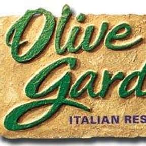 Olive Garden is listed (or ranked) 15 on the list The Best High-End Restaurant Chains