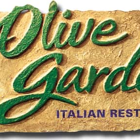 Olive Garden is listed (or ranked) 3 on the list The Best Family Restaurant Chains in America