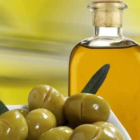 Olive oil is listed (or ranked) 17 on the list The Healthiest Superfoods