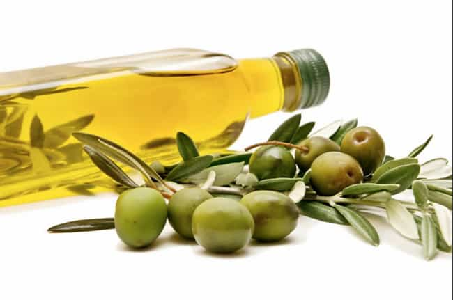 "Olive oil is listed (or ranked) 3 on the list Weird ""Birth Control"" Methods from Around the World"