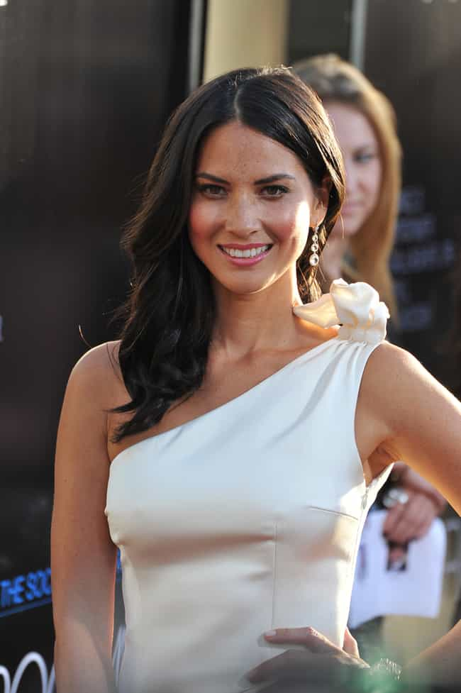 Olivia Munn is listed (or ranked) 4 on the list 27 Famous Nonsocial People