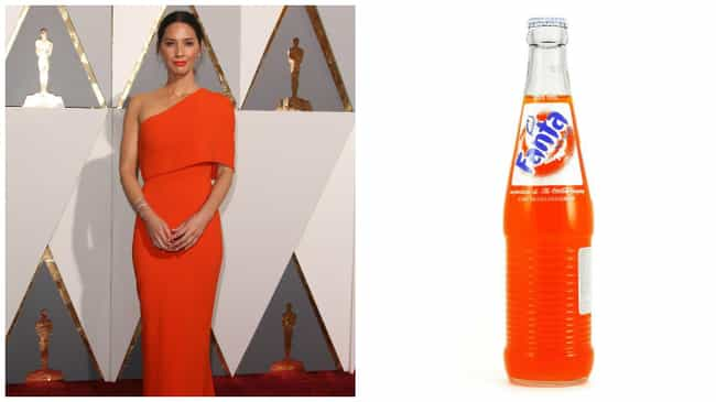 Olivia Munn is listed (or ranked) 1 on the list Everything That the Stars Looked Like at the 2016 Oscars