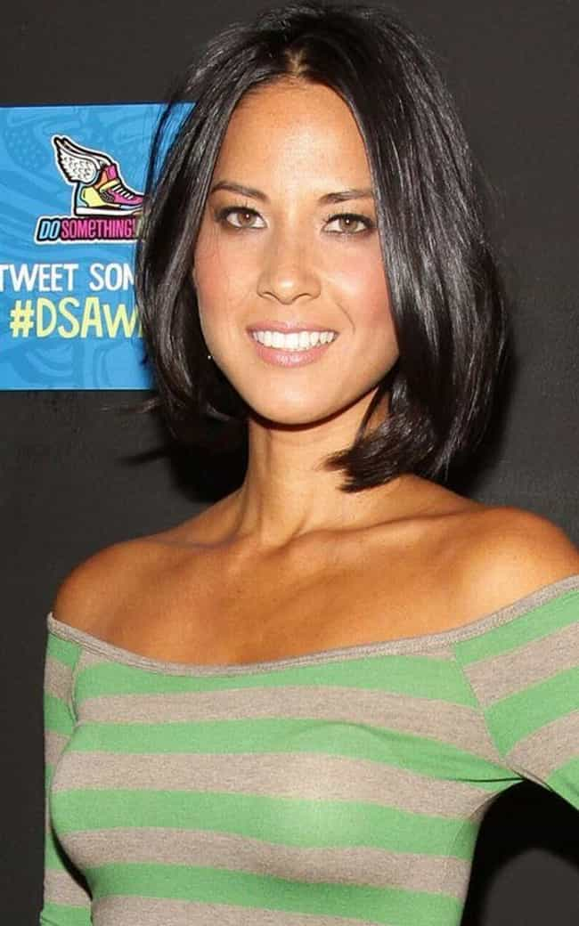 Olivia Munn is listed (or ranked) 3 on the list The Most Beautiful Celebrity Irish Girls