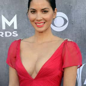 Olivia Munn is listed (or ranked) 9 on the list Famous Cancer Female Celebrities