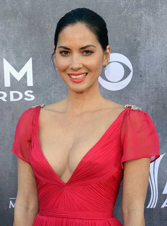 Olivia Munn is listed (or ranked) 3 on the list Famous Female Presenters