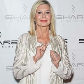 Olivia Newton-John is listed (or ranked) 11 on the list Celebrity Women Over 60 You Wouldn't Mind Your Dad Dating