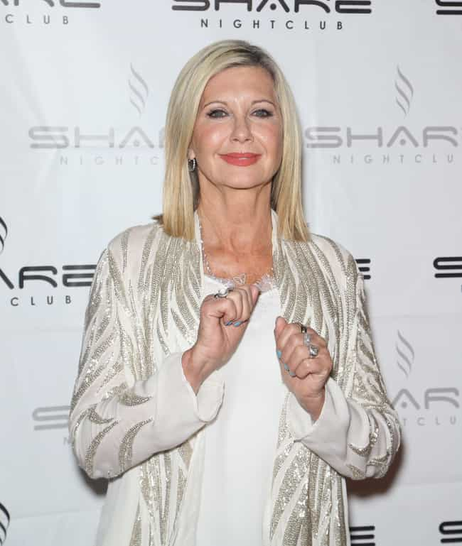 Olivia Newton-John is listed (or ranked) 4 on the list Celebrities Turning 70 in 2018