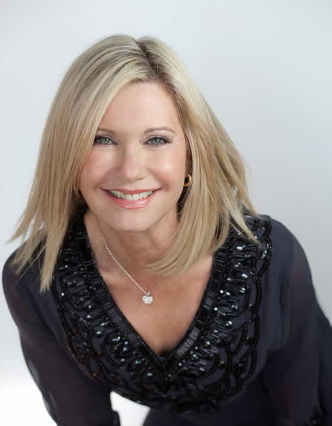 Olivia Newton-John is listed (or ranked) 4 on the list The Most Famous Actresses of the 70s (Then and Now)