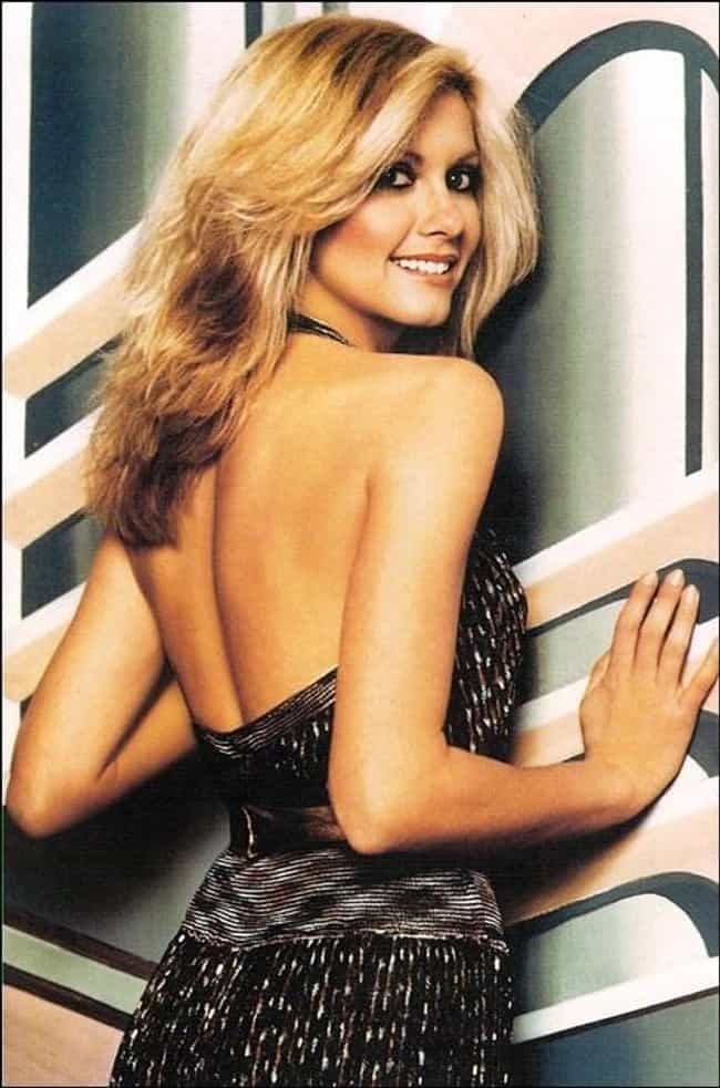 Olivia Newton-John is listed (or ranked) 1 on the list The Hottest Babes of the 80s