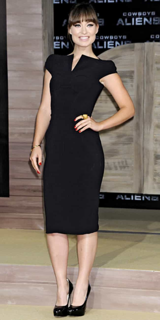 Olivia Wilde is listed (or ranked) 4 on the list Celebrities in Tom Ford Dresses