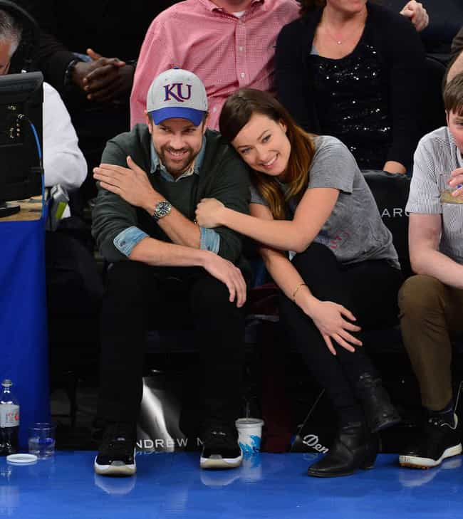 Olivia Wilde is listed (or ranked) 3 on the list Celebrity Knicks Fans