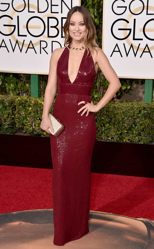 Olivia Wilde is listed (or ranked) 4 on the list The Most Stunning Looks at the 2016 Golden Globes