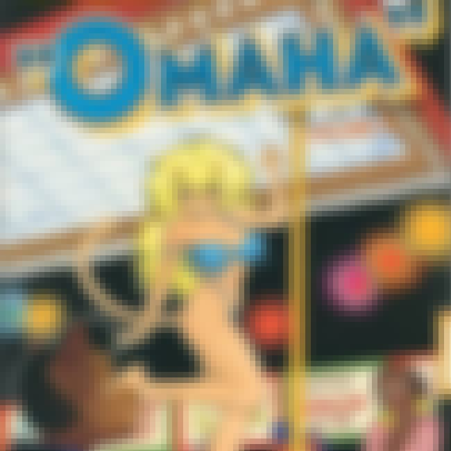 Omaha the Cat Dancer is listed (or ranked) 4 on the list Adult Comic Book Series That Were Definitely Not Made For Children
