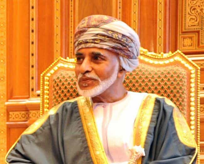 Oman is listed (or ranked) 3 on the list Modern Countries With Monarchs Who Actually Wield Real Power