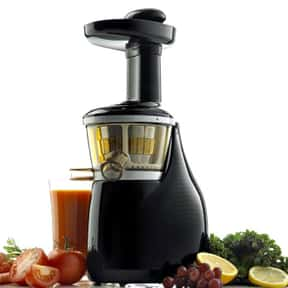 Omega is listed (or ranked) 7 on the list The Best Juicer Brands