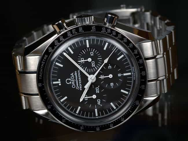 Omega SA is listed (or ranked) 2 on the list The Best Swiss Watch Brands