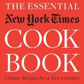 The New York Times Cookbook is listed (or ranked) 8 on the list The Most Must-Have Cookbooks