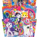 Lisa Frank is listed (or ranked) 7 on the list The 30 Most Nostalgia-Inducing '90s School Supplies