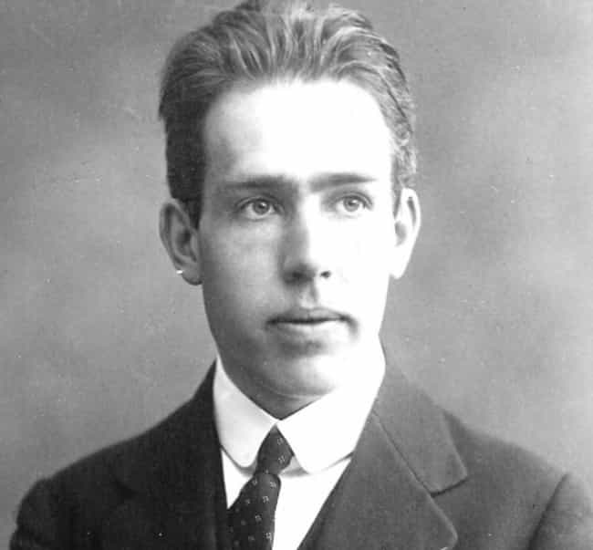 Niels Bohr is listed (or ranked) 4 on the list 30 Things People Had Achieved by Age 30