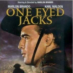 One-Eyed Jacks is listed (or ranked) 16 on the list The Best Western Movies on Amazon Prime